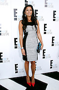 Dina Eastwood attends the E! Network Upfront event at Gotham Hall in New York City, New York on April 30, 2012.