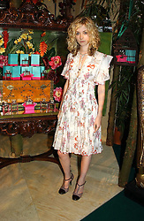 Model PORTIA FREEMAN at a party to celebrate the launch of the new Matthew Williamson fragrance held at Harvey Nichols, Knightsbridge, London on 14th June 2005.<br /><br />NON EXCLUSIVE - WORLD RIGHTS