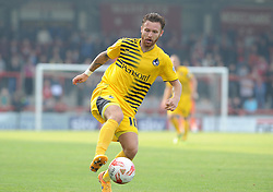Matt Taylor of Bristol Rovers - Mandatory byline: Neil Brookman/JMP - 07966 386802 - 03/10/2015 - FOOTBALL - Globe Arena - Morecambe, England - Morecambe FC v Bristol Rovers - Sky Bet League Two