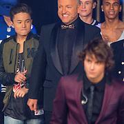 NLD/Hilversum/20130706 - Finale X-Factor 2013, jurylid Gordon Heuckeroth