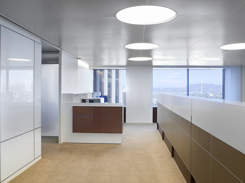 IA Interior Architect was so pleased with the work peformed by Ceilings Plus that they nominated us for the International Interior Design Association's prestigious Calibre Award for our role on this successful project. IA Interior Architects - designers