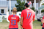 July 7, 2019: Prodigal hosts a women's World Cup finals watch party at Together Square in Oklahoma City, Oklahoma.