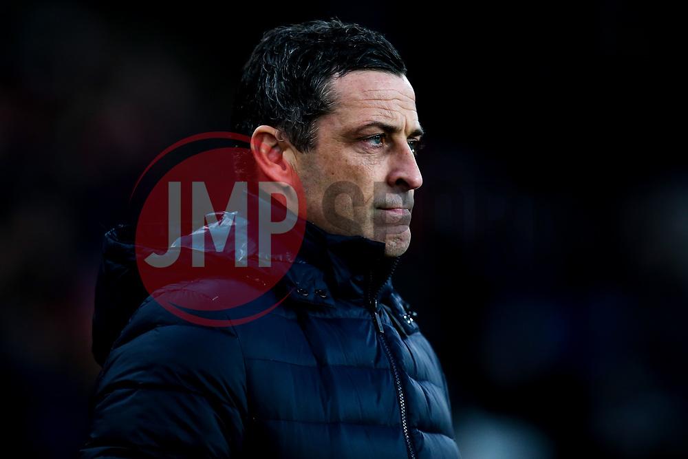 Sunderland manager Jack Ross - Mandatory by-line: Robbie Stephenson/JMP - 15/12/2018 - FOOTBALL - Stadium of Light - Sunderland, England - Sunderland v Bristol Rovers - Sky Bet League One