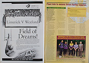 All Ireland Senior Hurling Championship - Final,.01.09.1996, 09.01.1996, 1st September 1996,.01091996AISHCF, .Wexford v Limerick,.Wexford 1-13, Limerick 0-14,.Iarnrod Eireann,