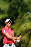 Rory McIlroy during the third round of the World Golf Championship Cadillac Championship on the TPC Blue Monster Course at Doral Golf Resort And Spa on March 10, 2012 in Doral, Fla. ..©2012 Scott A. Miller.