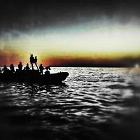 Sunset on BT9
