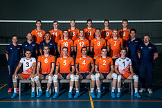 20180608 NED: Photoshoot selection of Orange Young Boys, Arnhem