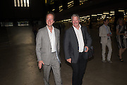 GRAHAM SOUTHERN; STEPHEN SNODDY, The £100,000 Art Fund Prize for the Museum of the Year,   Tate Modern, London. 1 July 2015
