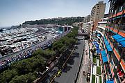 May 23-27, 2018: Monaco Grand Prix. Nico Hulkenberg (GER), Renault Sport Formula One Team, R.S.18