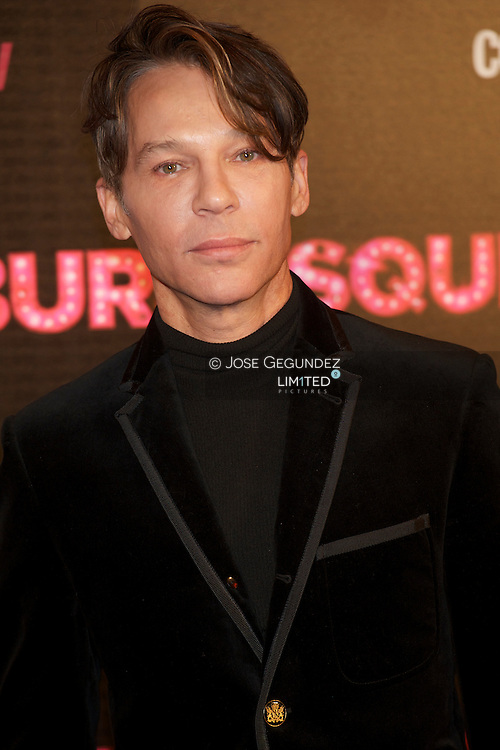 Director Steven Antin attends 'Burlesque' premiere at Callao cinema on December 9, 2010 in Madrid, Spain.