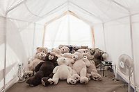 Room with Teddy Bears!