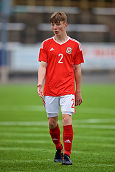 MERTHYR TYDFIL, WALES - Thursday, November 2, 2017: Wales' Chris Craven during an Under-18 Academy Representative Friendly match between Wales and Newport County at Penydarren Park. (Pic by David Rawcliffe/Propaganda)