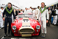 Goodwood Revival 2015, TT race... Ecurie Ecosse boys, Bryant and Smith