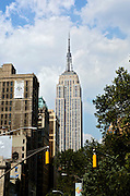 UNITED STATES-NEW YORK-Empire State Building. PHOTO: GERRIT DE HEUS.VERENIGDE STATEN-NEW YORK. Het Empire State Building. PHOTO  GERRIT DE HEUS