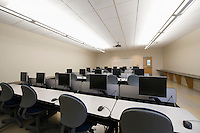 Computer seminar room