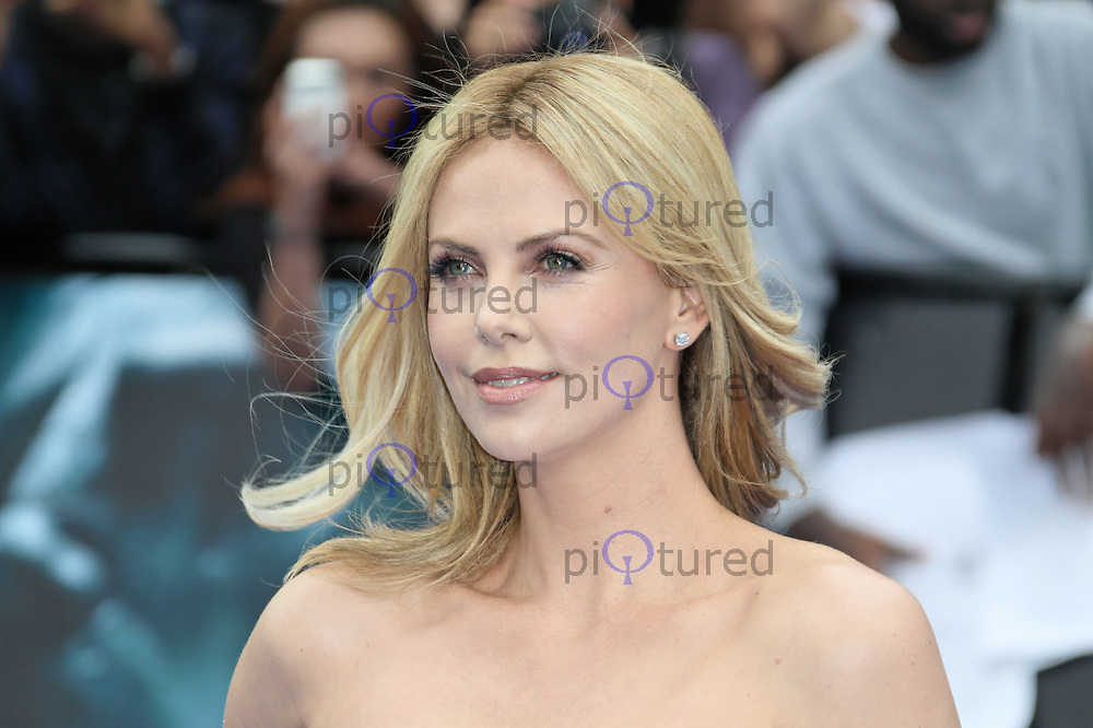 LONDON - MAY 31: Charlize Theron attends the World Film Premiere of 'Prometheus' at the Empire Cinema, Leicester Square, London, UK. May 31, 2012. (Photo by Richard Goldschmidt)