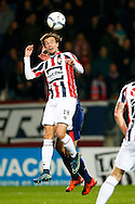 21-11-2015 VOETBAL:WILLEM II-PSV:TILBURG<br /> Lucas Andersen van Willem II <br /> <br /> Foto: Geert van Erven