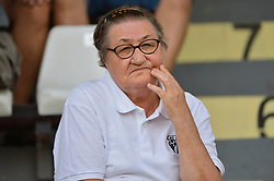 Terezija Knaus big fan NS Mura during football match between NS Mura and NK Domzale in 3rd Round of Prva liga Telekom Slovenije 2018/19, on Avgust 05, 2018 in Mestni stadion Fazanerija, Murska Sobota, Slovenia. Photo by Mario Horvat / Sportida