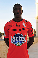 Nordi Mukiele - 28.09.2015 - Photo officielle - Laval - Ligue 2<br /> Photo : Philippe Le Brech / Icon Sport