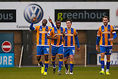 Shrewsbury Town v Bradford City 140117