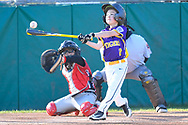 The South Sunrise Little League Tigers defeat the Panthers in Orange on Monday, Mar 26, 2018. (Photo by Kevin SullivanKevin Sullivan/Sullivan Photography)