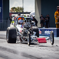 Steve McGuinness (3940) licensing his Flathead powered FED Supercharged Outlaw.