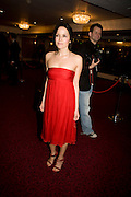 ANDREA CORR;, The Laurence Olivier Awards, The Grosvenor House Hotel. Park Lane. London. 8 March 2009 *** Local Caption *** -DO NOT ARCHIVE -Copyright Photograph by Dafydd Jones. 248 Clapham Rd. London SW9 0PZ. Tel 0207 820 0771. www.dafjones.com<br /> ANDREA CORR;, The Laurence Olivier Awards, The Grosvenor House Hotel. Park Lane. London. 8 March 2009