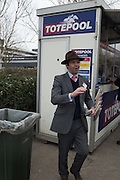 ELLIOT MACDONALD, The Cheltenham Festival Ladies Day. Cheltenham Spa. 11 March 2015