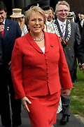 State Visit of the presidentof Chili , Michelle Bachelet to the Netherlands.<br />