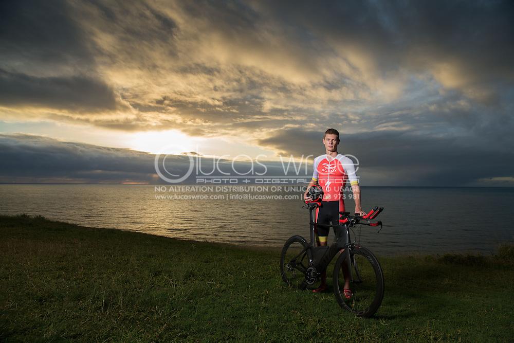 Sam Betten (AUS), June 2, 2014 - TRIATHLON : SCODY ATHLETES / Cairns Airport Adventure Festival, Captain Cook Highway, Cairns, Queensland, Australia. Credit: Lucas Wroe