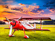 Pitts Model 12, photographed at Habersham County Airport in Cornelia, Georgia.  Created by aviation photographer John Slemp of Aerographs Aviation Photography. Clients include Goodyear Aviation Tires, Phillips 66 Aviation Fuels, Smithsonian Air & Space magazine, and The Lindbergh Foundation.  Specialising in high end commercial aviation photography and the supply of aviation stock photography for commercial and marketing use.