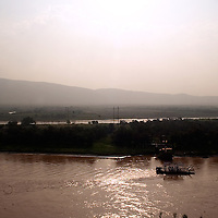 Yellow river at Inner Mongolia: Photos: Bernardo De Niz