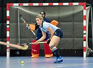 semi final women Laren-Oranje Rood