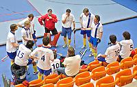 ROTTERDAM -  Voordaan H2  tijdens het Landskampioenschap reserveteam zaal 2013. FOTO KOEN SUYK