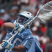 North Carolina Goalkeeper BRIAN BALKAM (30) makes a save during the second half of The NCAA Division I NATIONAL CHAMPIONSHIP GAME between North Carolina and Maryland, Monday, May. 30, 2016 at Lincoln Financial Field in Philadelphia, Pa