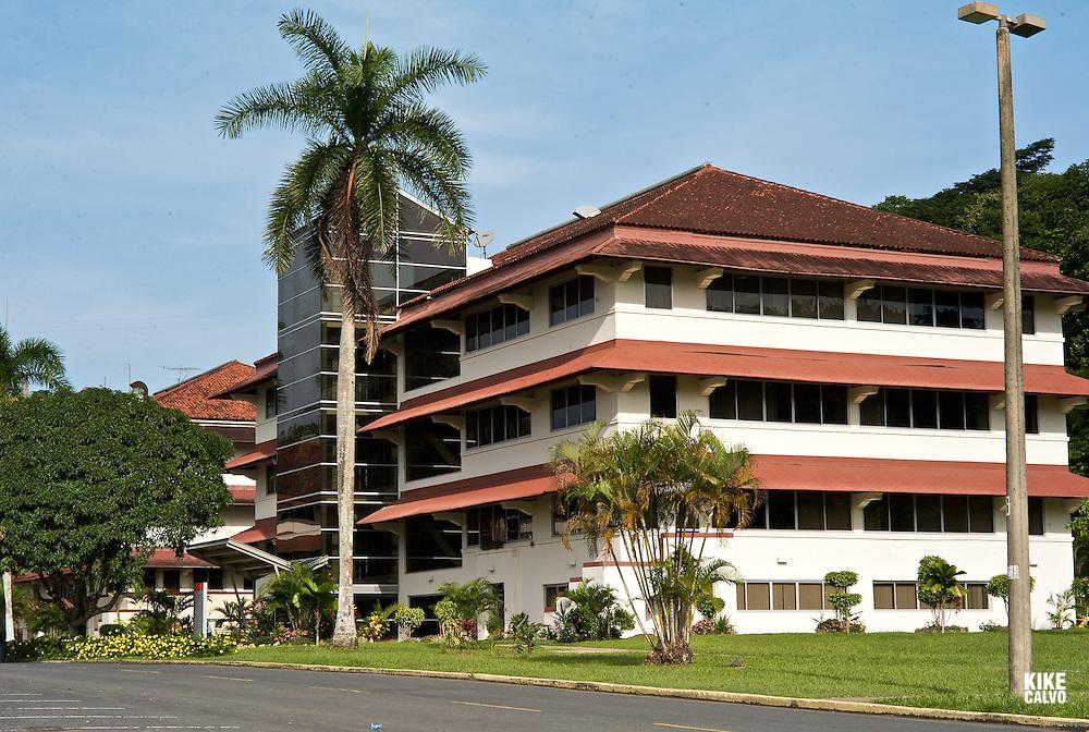 Florida State University. The City of Knowledge. Panama.