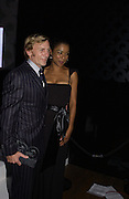 Daniel Craig and Sophie Okonedo. GQ Men Of The Year Awards at the Royal Opera House, London. September 6, 2005 in London, England, ONE TIME USE ONLY - DO NOT ARCHIVE  © Copyright Photograph by Dafydd Jones 66 Stockwell Park Rd. London SW9 0DA Tel 020 7733 0108 www.dafjones.com