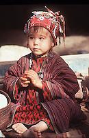 Girl in Afghanistan.