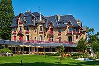 France, Loire-Atlantique (44), La Baule, hotel Castel Marie Louise // France, Loire-Atlantique, La Baule, Castel Marie Louise hotel