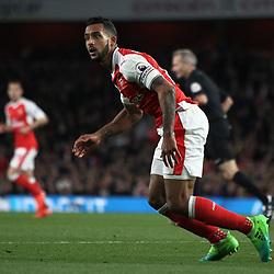 Arsenal V West Ham United | Premier League | 5 April 2017