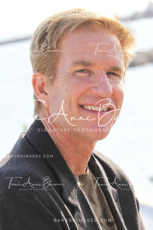 CANNES, FRANCE - OCTOBER 08:  Matthew Modine attends 'Cat.8' Photocall as part of MIPCOM 2012 at Majestic Hotel on October 8, 2012 in Cannes, France.  (Photo by Tony Barson/WireImage)