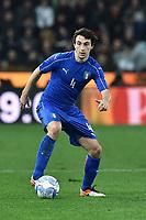 Matteo Darmian Italia.<br /> Udine 24-03-2016  Stadio Friuli Football Calcio Friendly Match Italia - Spagna / Italy - Spain <br /> Foto Antonietta Baldassarre / Insidefoto