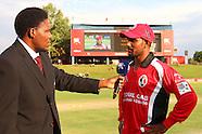 CLT20 Qualifier 4 - Trinidad & Tobago v Yorkshire