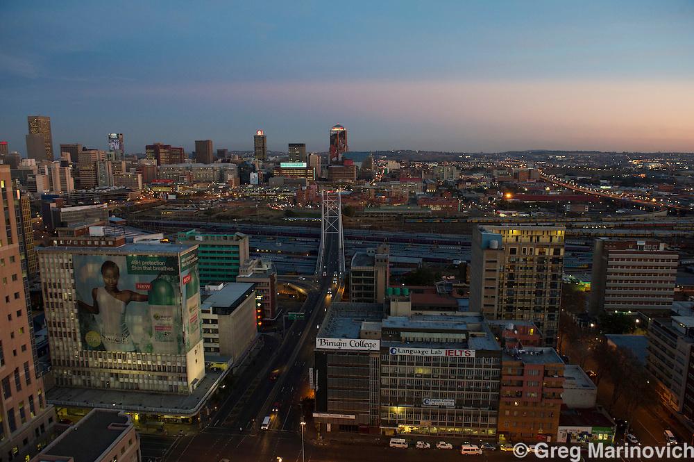Johannesburg, May 18, 2011. Photo Greg Marinovich