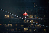 Nik Wallenda Chicago Walk