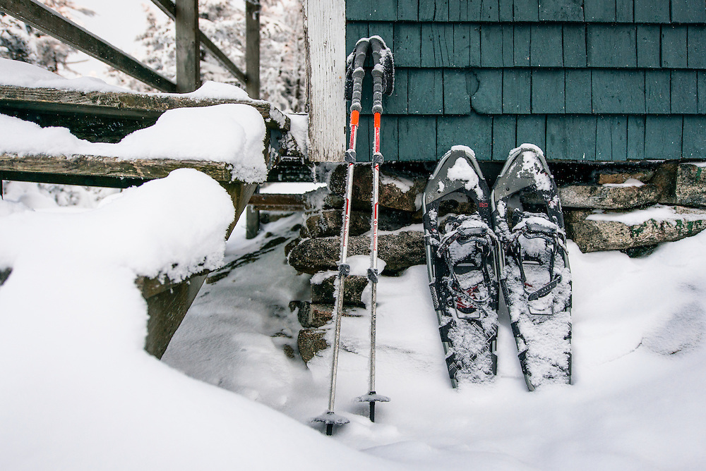 Tubb Snowshoes on Mount Cabot, NH