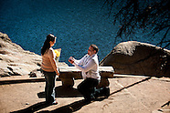 Jason and Stormi Estes Park Colorado Wedding Proposal