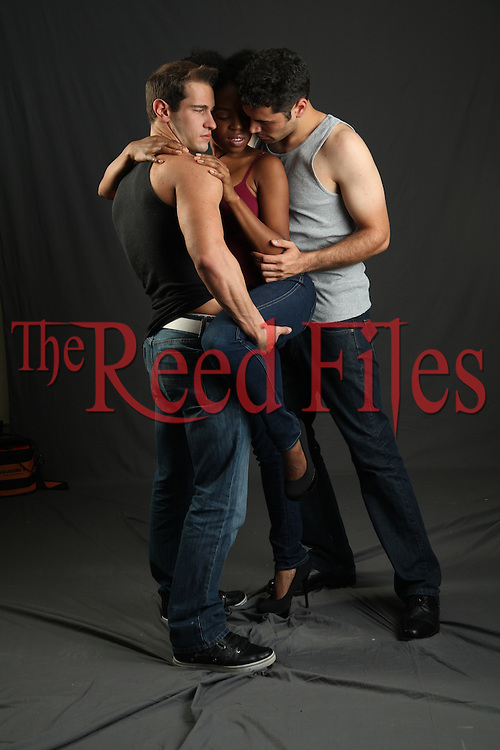 The Reed Files Menage A Trois
