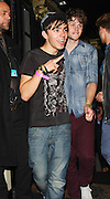 16.JULY.2011. LONDON<br /> <br /> THE WANTED SINGERS NATHAN JAMES SYKES AND JAMES MCGUINESS AT TULISA CONTOSTAVLOS'S 23RD BIRTHDAY PARTY AT MOVIDA CLUB IN SOHO, LONDON<br /> <br /> BYLINE: EDBIMAGEARCHIVE.COM<br /> <br /> *THIS IMAGE IS STRICTLY FOR UK NEWSPAPERS AND MAGAZINES ONLY*<br /> *FOR WORLD WIDE SALES AND WEB USE PLEASE CONTACT EDBIMAGEARCHIVE - 0208 954 5968*