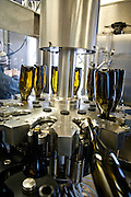 Bottling Chardonnay, Evening Land Vineyards, Eola Hills, Oregon